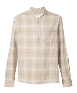 CMMN SWDN | Lead Checked Shirt Men
