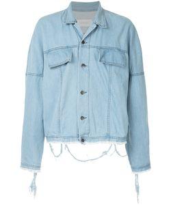STRATEAS CARLUCCI | Oversized Denim Jacket Men