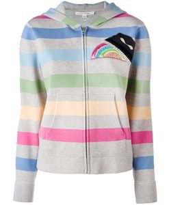 Marc Jacobs | Striped Hooded Cardigan Size Small