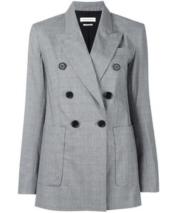 Isabel Marant Étoile | Double Breasted Blazer 36 Cotton/Spandex/Elastane/Viscose