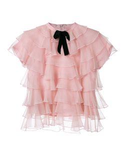 Macgraw | Bon Bon Blouse 10 Silk