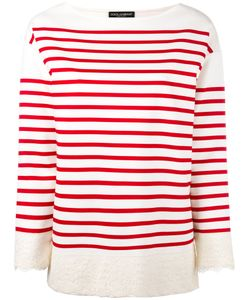 Dolce & Gabbana | Striped Sweatshirt
