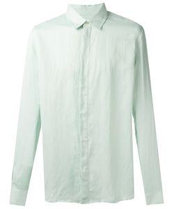 Qasimi   Concealed Fastening Shirt Size 16