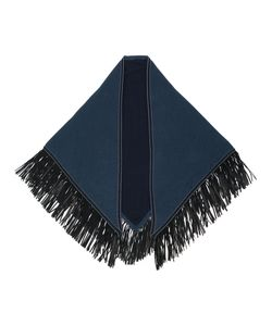 ANTONIA ZANDER | Fringed Scarf Women One