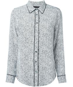 Equipment | Patterned Shirt Size Xs