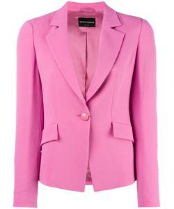 Emporio Armani | Classic Blazer 42 Viscose/Polyester