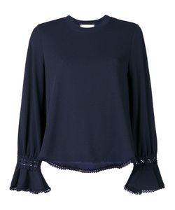 See By Chloe | Fluted Sleeve Blouse