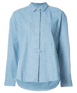 Derek Lam 10 Crosby | Рубашка С Потайными Разрезами