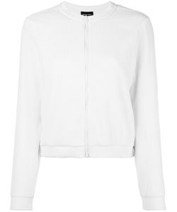 Emporio Armani | Zip Up Jacket 38 Polyester/Cotton
