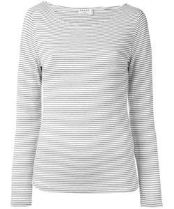 Frame Denim | Striped Sweatshirt Size Xs