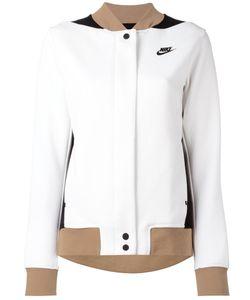 Nike | Трехцветная Куртка