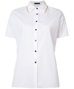 Sophie Theallet | Shortsleeved Boxy Shirt Size 4