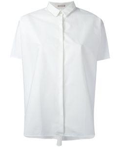 Hemisphere | Plain Shirt Medium Cotton/Spandex/Elastane