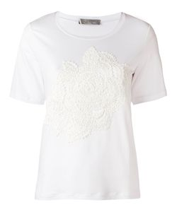 D.exterior | Embroidered T-Shirt Size Small