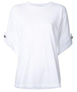Monse   Crewneck Oversized T-Shirt Small Cotton/Polyester