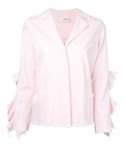 Elaidi | Ruffle Trim Jacket Size 42