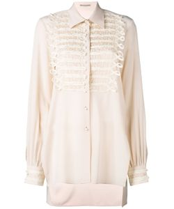 Ermanno Scervino | Pearl Buttons Shirt