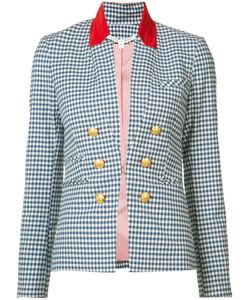 Veronica Beard | Cottage Gingham Jacket