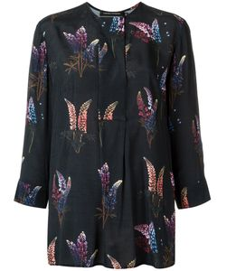 ANDREA MARQUES | All-Over Print Blouse