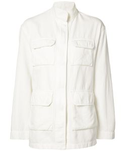 Nili Lotan | Relaxed Fit Military Jacket