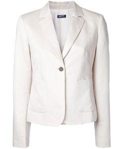 Jil Sander Navy | Single Button Blazer Size 36