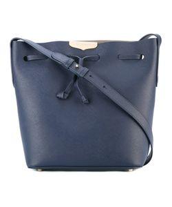 Twin-set | Drawstring Crossbody Bag Leather