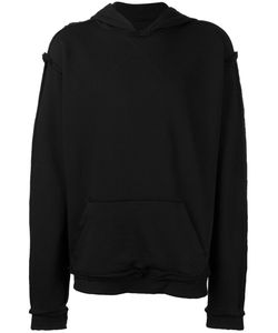 ALCHEMY | Plain Hoodie Small Cotton/Spandex/Elastane
