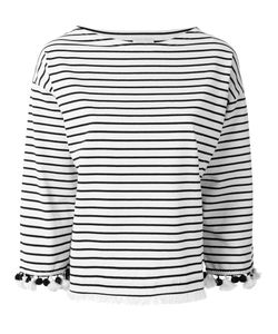 Moncler | Striped Top Small Cotton