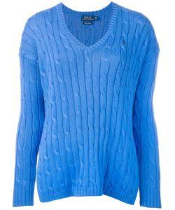 Polo Ralph Lauren   Knitted Top Size Medium