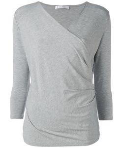 Max Mara | Рубашка С Запахом