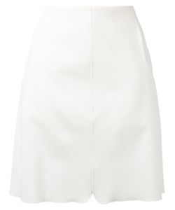 Giambattista Valli | Front Pocket Skirt 44 Cotton/Viscose/Spandex/Elastane/Viscose
