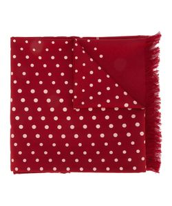 UNIVERSAL WORKS | Dots Scarf Polyester/Viscose