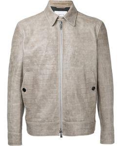 Cerruti 1881 | Куртка С Эффектом Кожи Крокодила
