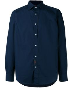 MP MASSIMO PIOMBO | Однотонная Рубашка