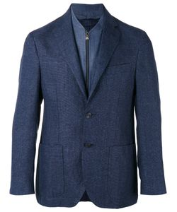 Corneliani | Three-Button Blazer Size 50