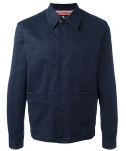 PS PAUL SMITH | Ps By Paul Smith Patch Pocket Shirt Jacket Small