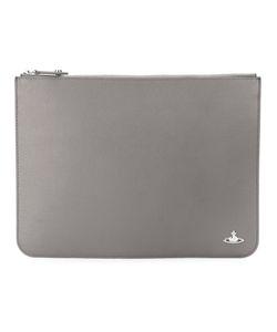 Vivienne Westwood | Top Zip Clutch Bag