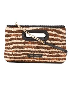 Michael Michael Kors | Striped Clutch