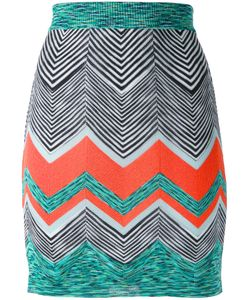 Missoni | Zigzag Knit Skirt Size 38