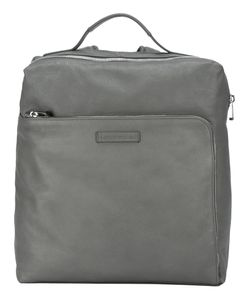 Emporio Armani | Large Backpack Calf Leather