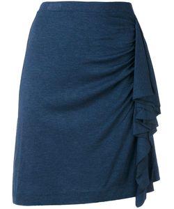 Paul & Joe | Ruffled Detail Skirt