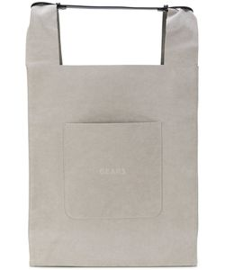 GEAR3 | Square Tote Bag Unisex One