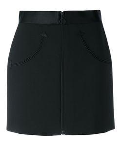 Alexander Wang | High-Waited Mini-Skirt