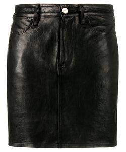 Frame Denim | Mini Skirt 26 Lamb Skin