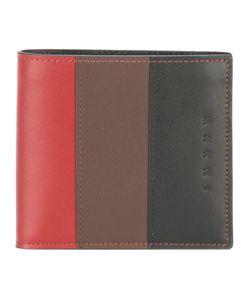 Marni | Colour Block Billfold Wallet