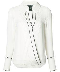 Thomas Wylde | Beverly Shirt Xs Silk