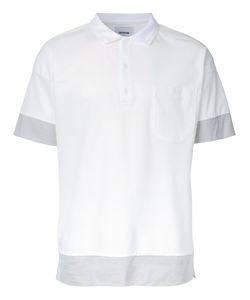 Factotum | Contrast Polo Shirt 48 Polyester/Cotton