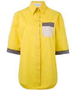Daizy Shely | High Neck Shortsleeved Shirt