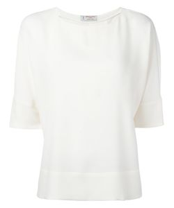 Alberto Biani | Short-Sleeve Blouse 42