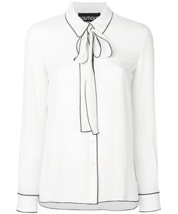 BOUTIQUE MOSCHINO | Contrast Lined Blouse